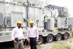 132 /11 KV Mobile substation